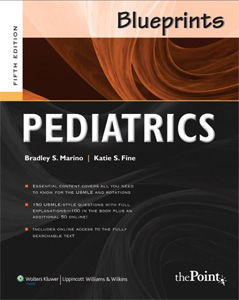 Books to Avoid: Blueprints Pediatrics