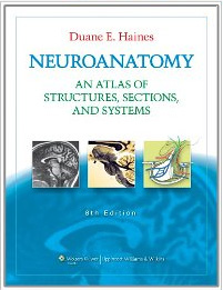 Must Have Med School Book: Haines Neurology and Neuroanatomy Atlas of Structures, Sections, and Systems