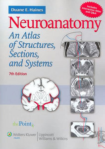 Previous Edition of Haines Neuroanatomy Atlas