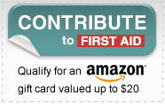 Contribute to First Aid