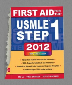First Aid for the USMLE Step 1 Remove the Cover