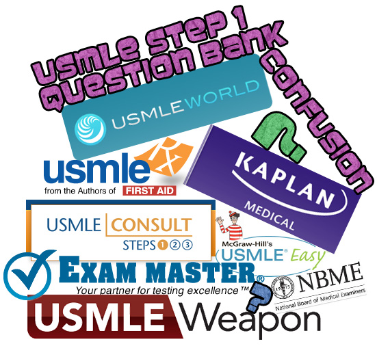 How to Choose USMLE Step 1 Question Banks