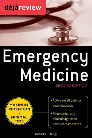 DejaReview Emergency Medicine
